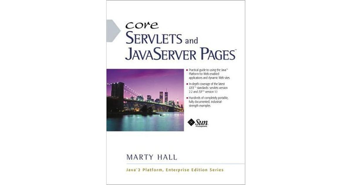 Core Servlets And Javaserver Pages Pdf