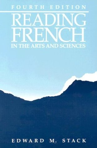 Reading French in Arts and Science