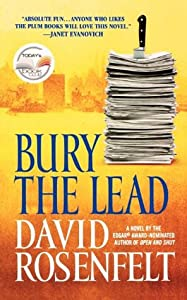 Bury the Lead (Andy Carpenter #3)