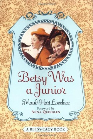 Read Betsy Was A Junior Betsy Tacy 7 By Maud Hart Lovelace