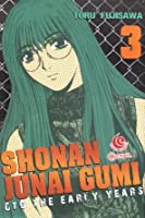 Shonan Junai Gumi - GTO The Early Years Vol. 3