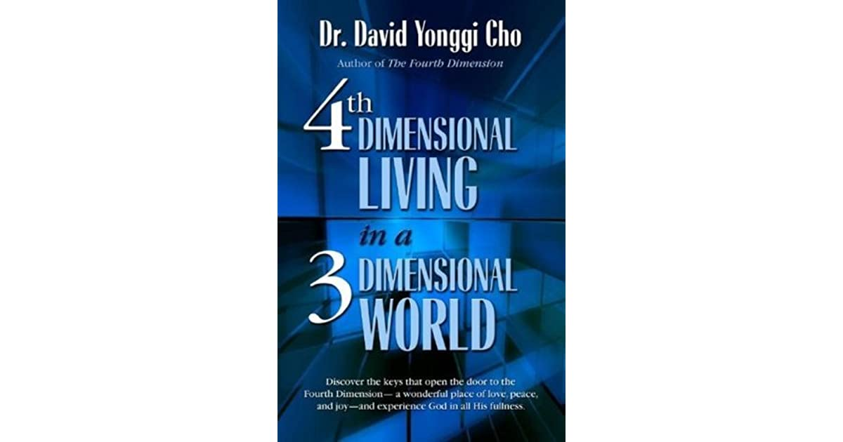 david yonggi cho books pdf