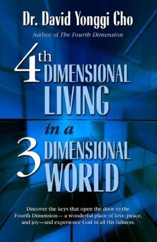 4th dimensional living in a 3 dimensional