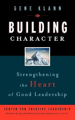 Building Character Strengthening the H