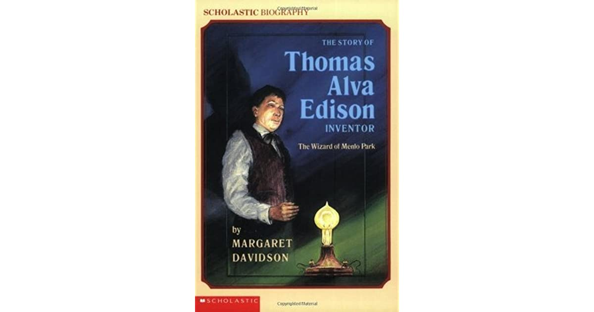 a short biography of thomas edison an outstanding inventor After thomas edison's school teacher called him addled or mentally ill in a letter, edison's mother hid the letter from the young inventor and homeschooled him so that edison could reach his full potential many details of an inspirational story about thomas edison's young life are accurate.
