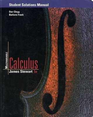 Calculus Multivariable (5th edition)