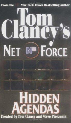 Hidden Agendas (Tom Clancy's Net Force, #2)
