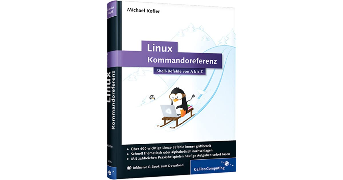 Linux Michael Kofler
