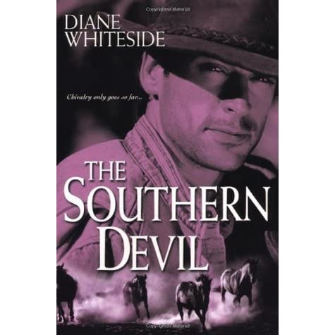 The Southern Devil (Devil, #3) by Diane Whiteside