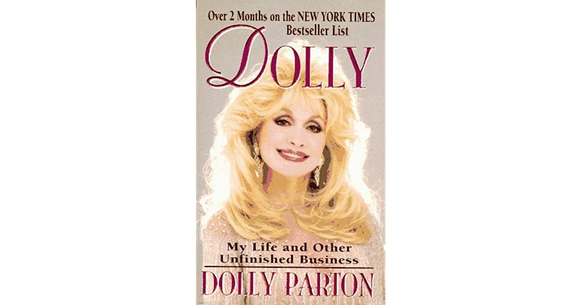 Book Of Life By Dolly Parton