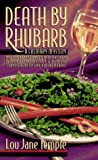 Death by Rhubarb (Heaven Lee, #1)