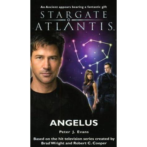 Angelus (Stargate Atlantis, #11) by Peter J  Evans