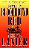 """Death in Bloodhound Red (Jo Beth Sidden """"Bloodhound"""" Mystery #1)"""