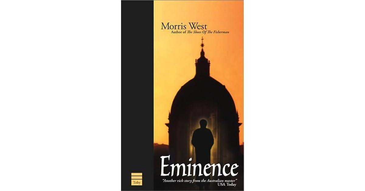 EMINENCE MORRIS WEST PDF DOWNLOAD