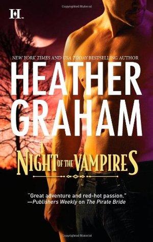 Night of the Vampires (Vampire Hunters, #2)
