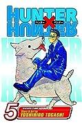 Hunter x Hunter, Vol. 05