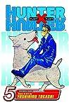 Hunter x Hunter, Vol. 05 (Hunter x Hunter, #5)