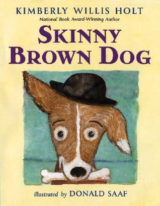 Skinny Brown Dog