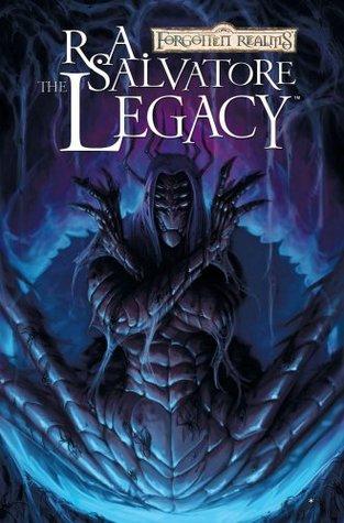 Forgotten Realms Volume 7: The Legacy (Forgotten Realms Graphic Novels) (v. 7)
