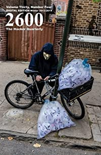 2600 Magazine: The Hacker Quarterly - Mac/PC - Winter 2013-2014