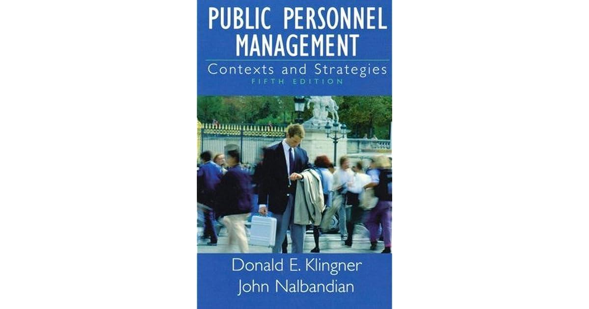 public personnel