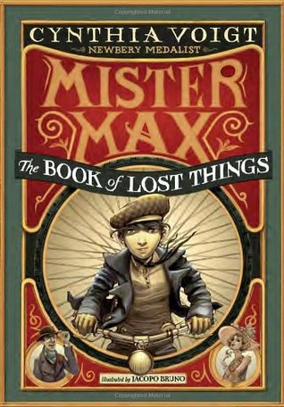 The Book of Lost Things by Cynthia Voigt