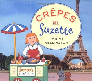 Crêpes by Suzette‎
