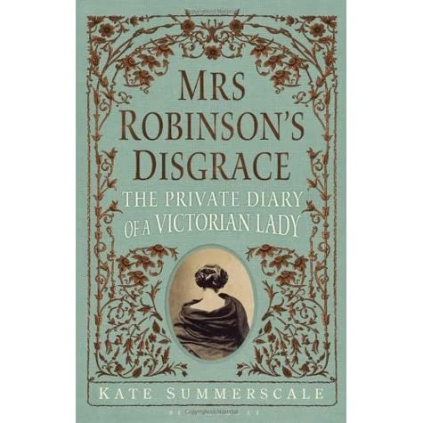 Mrs Robinson Finds a Home