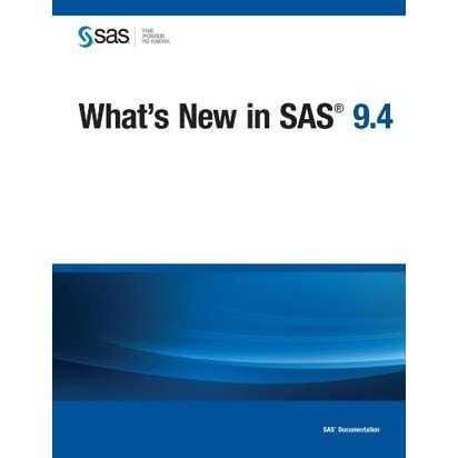 a brief overview of sas software Is your organization embracing hadoop technology do you need to understand what hadoop is and figure out how you can use sas with hadoop if so, this 3-part article series will contain key information to help you start working with hadoop as a sas user, a brief overview of the sas technologies available for hadoop, and some of the training.