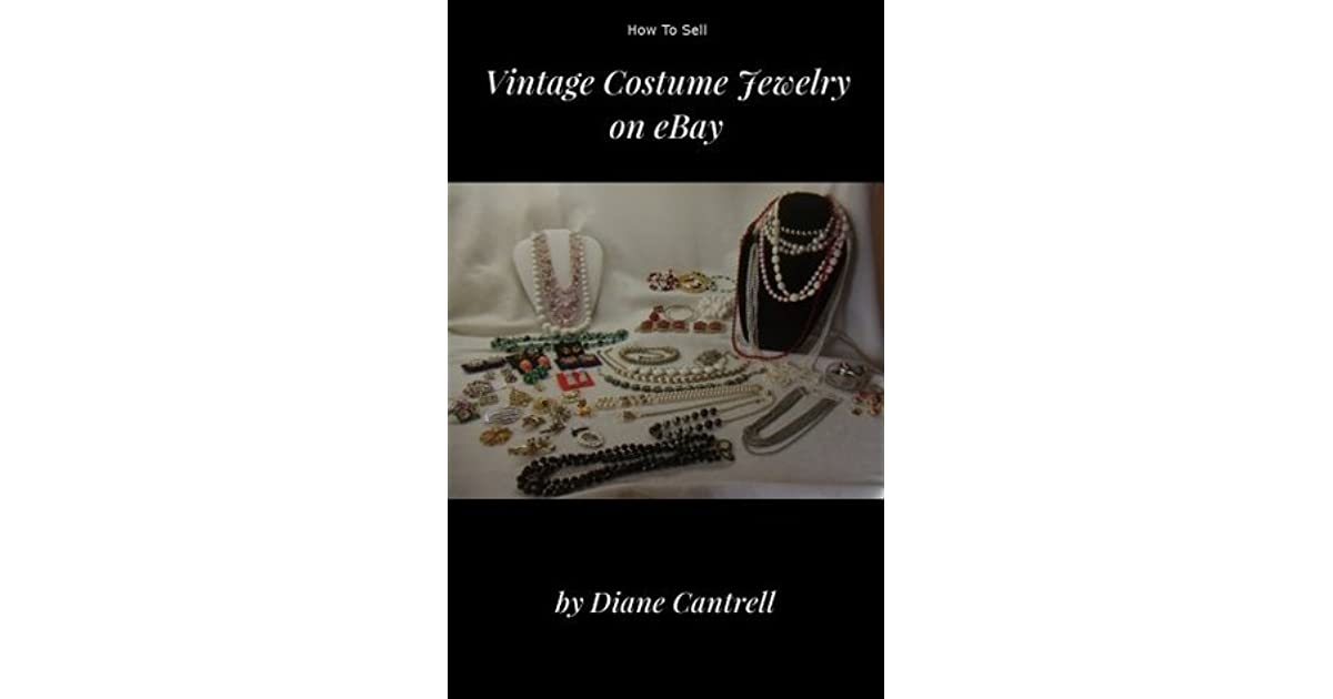 How To Sell Vintage Costume Jewelry on eBay by Diane Cantrell