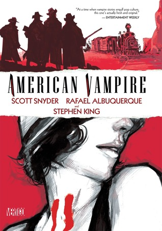 American Vampire, Vol. 1 by Scott Snyder
