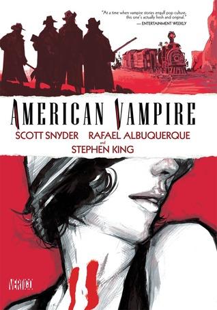 American Vampire, Vol  1 by Scott Snyder