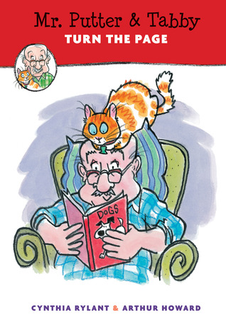 Mr. Putter & Tabby Turn the Page by Cynthia Rylant