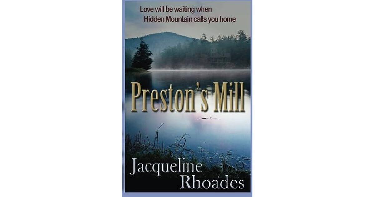 Prestons Mill Hidden Mountain 1 By Jacqueline Rhoades