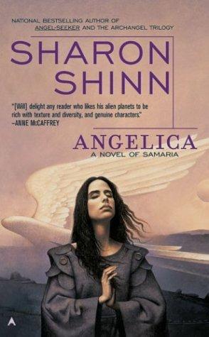 Angelica by Sharon Shinn
