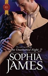 One Unashamed Night (Wellinghams, #2)
