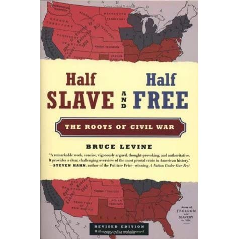 half slave and half free Chapter 4: half slave and half free • although slavery was outlawed in the north there was an immense amount of prejudice • lincoln opposed slavery but did not make it part of his campaign as he continued in congress.