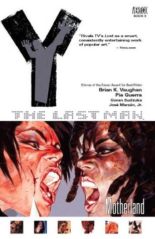 Y: The Last Man, Vol. 9: Motherland