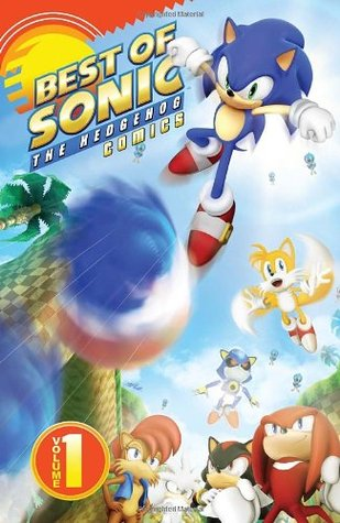 Best Of Sonic The Hedgehog Comics Volume 1 By Ian Flynn