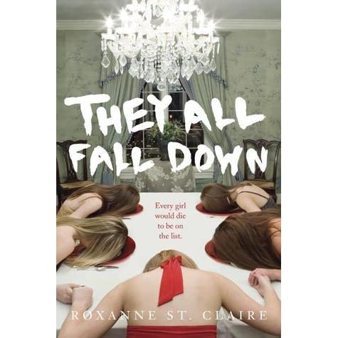 They all fall down by roxanne st claire fandeluxe Choice Image