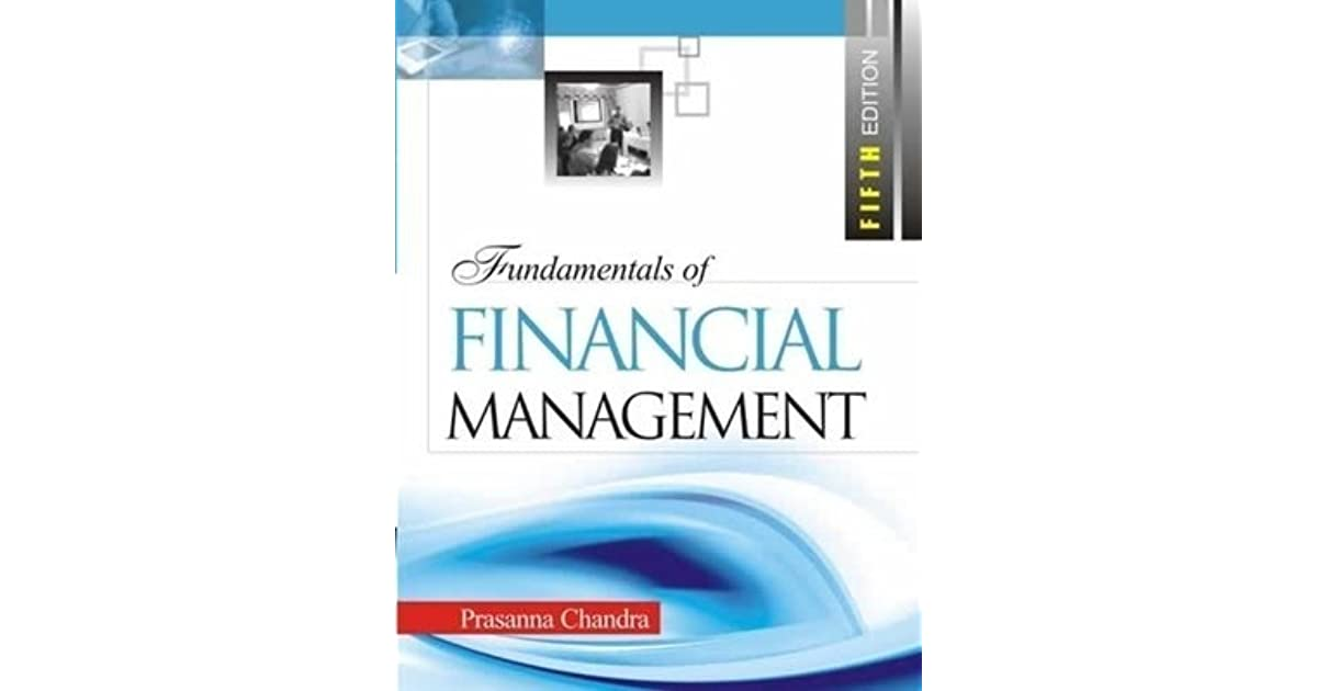 Finance For Non Finance Executives By Prasanna Chandra Pdf