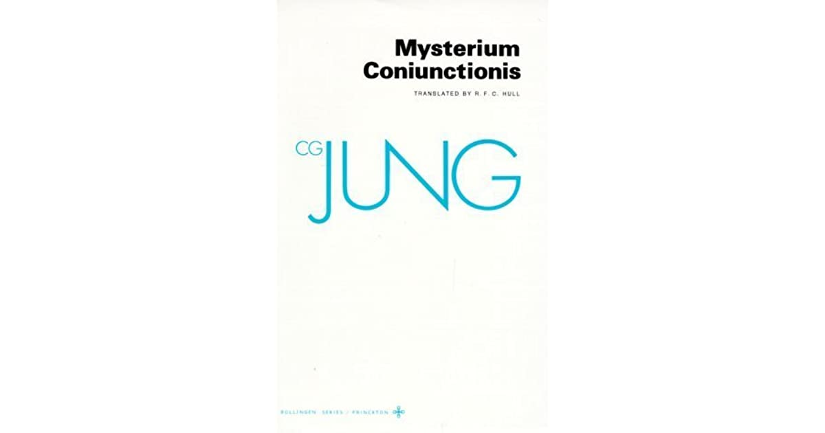 Mysterium Coniunctionis Collected Works 14 By Cg Jung