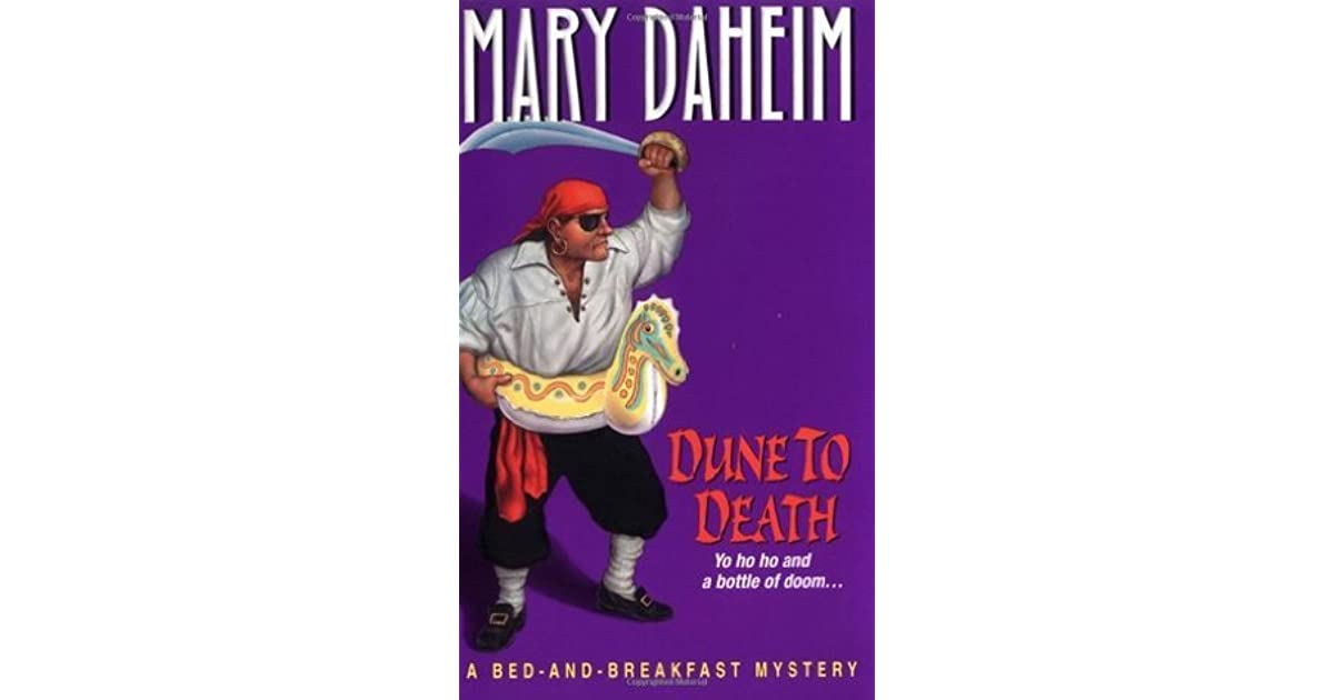dune to death daheim mary