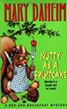 Nutty as a Fruitcake (Bed-and-Breakfast Mysteries, #10)