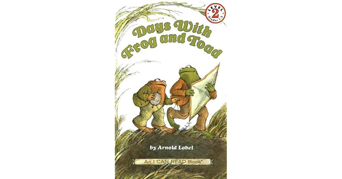 Days with Frog and Toad (Frog and Toad, #4) by Arnold Lobel