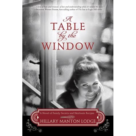 A table by the window two blue doors 1 by hillary for Window quotes goodreads