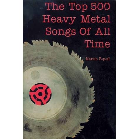 The Top 500 Heavy Metal Songs of All Time - Wikipedia