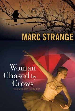 "Book cover of ""Woman Chased by Crows"" Marc Strange"