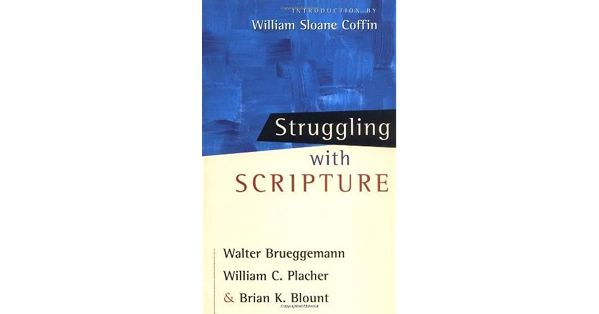 Walter brueggemann homosexuality and christianity