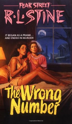 Image result for the wrong number fear street
